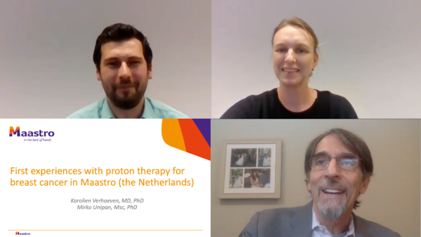 Mevion Webinar: Proton Therapy for Breast cancer at Maastro